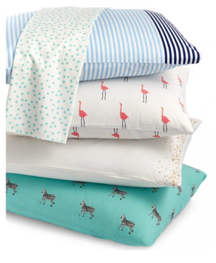 Macy S Martha Stewart S Adorable Whim Sheet Sets For 18