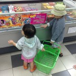 Grocery Cart Confessionals: Shopping With Kids