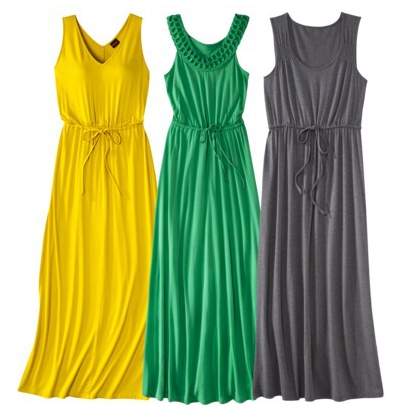 Target Merona Maxi Dresses For 1800 Shipped