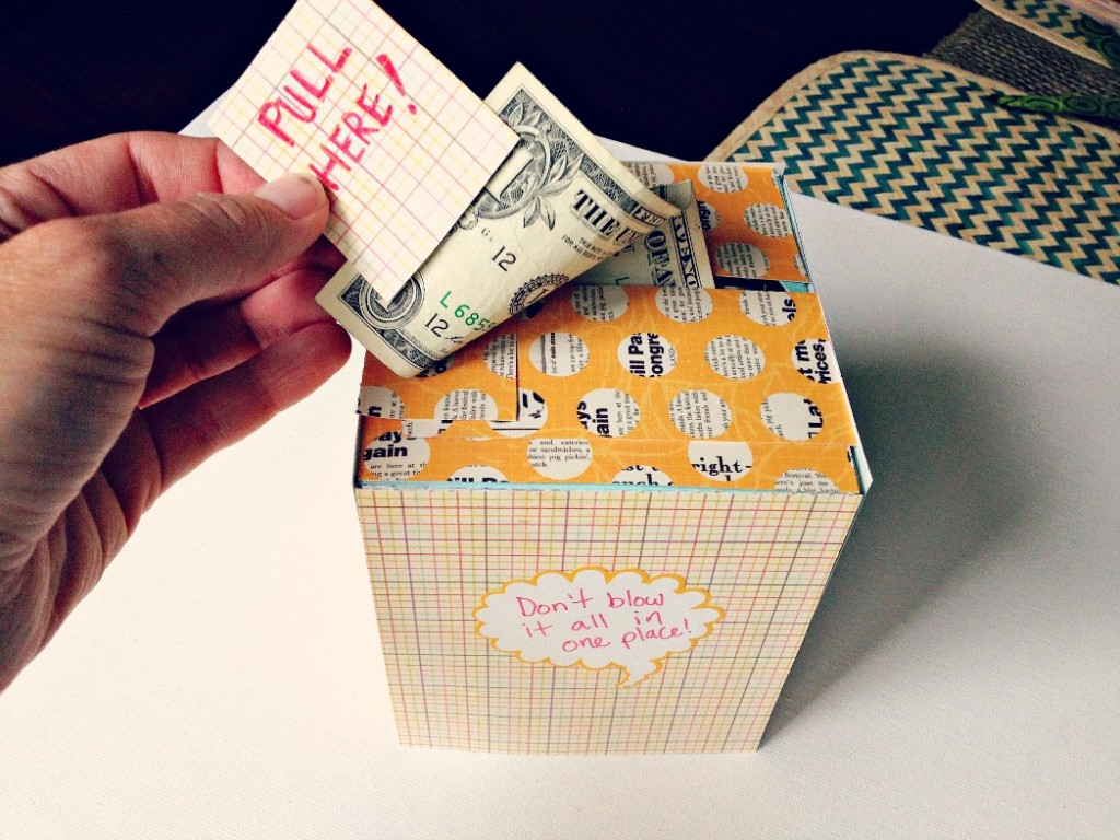 kleenex cash box 8