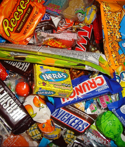 Places to Take Halloween Candy in Kansas City