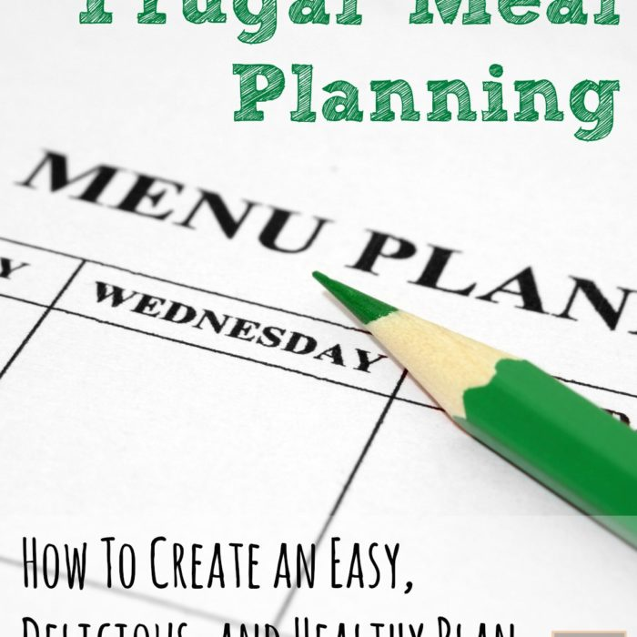 Frugal Meal Planning Tips