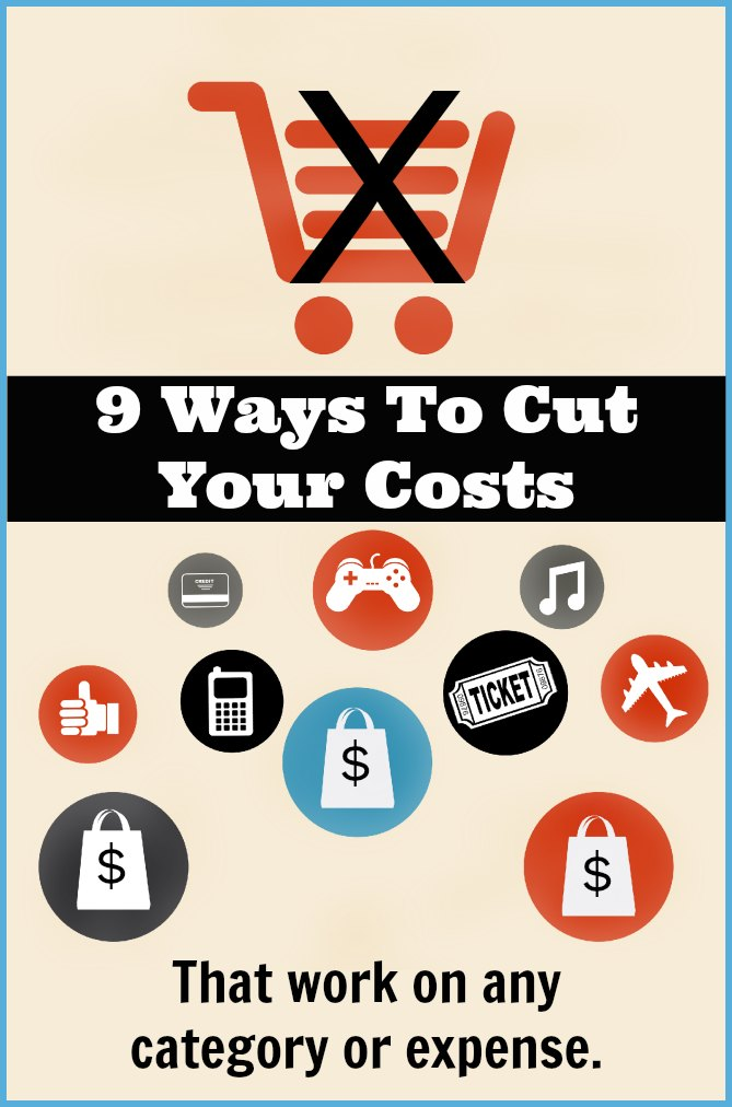 9 Ways To Cut Your Costs That Work On Any Expense   KansasCityMamas.com