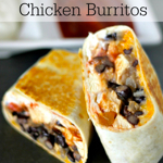 Chicken - Chicken Burritos