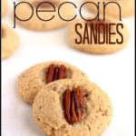 My husband loved Pecan Sandies from Keebler. I looked at the ingredients and about dies. Solution...make your own Pecan Sandies with a TON less sugar, lots more flavor, and ingredients you can name. Love this Homemade Pecan Sandies Recipe.