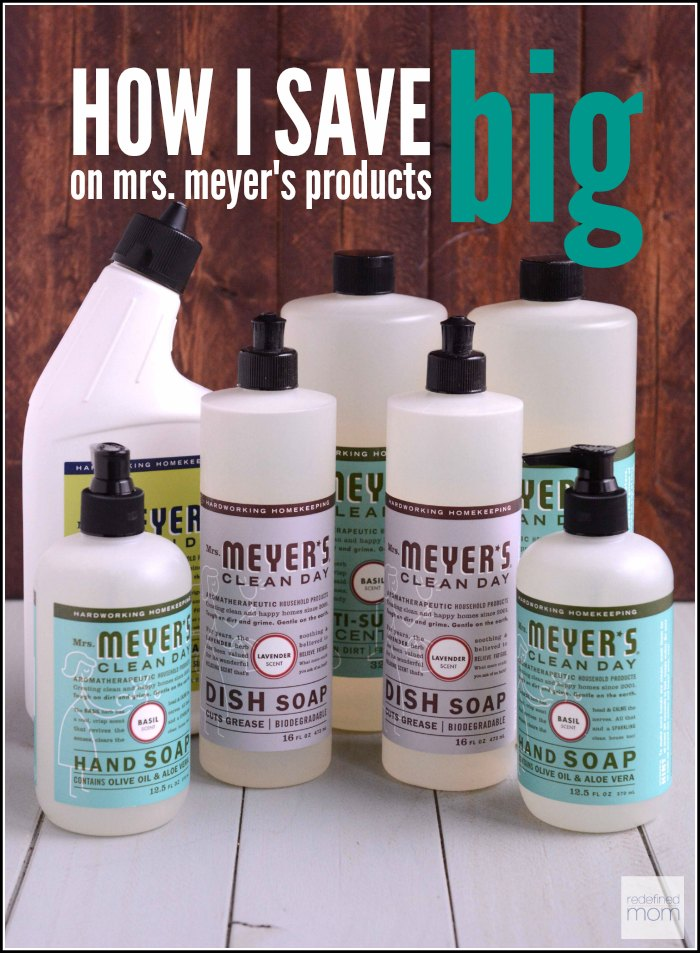you know how to save big on mrs meyers products sign up for epantry and