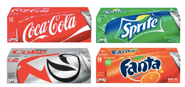 Amazon Prime Pantry Deal Coke Product 12 Packs For 3