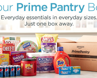 Amazon Prime Pantry Deals (January 2019), Plus Savings Offers
