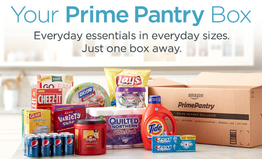 Amazon Prime Pantry Deals (January 2018), Plus Savings Offers