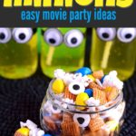 Easy Minions Movie Party Ideas