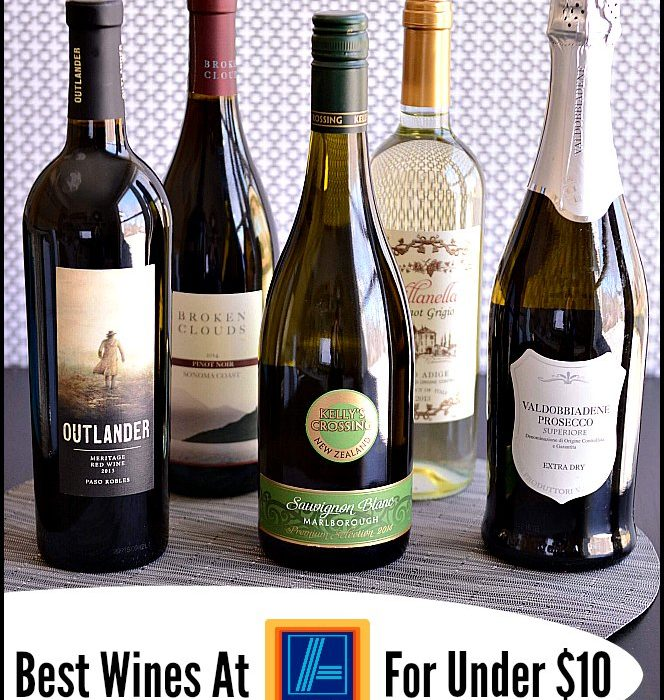 Best Wines At Aldi For Under $10