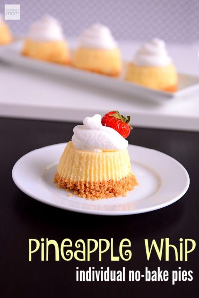 No-Bake Pineapple Whipped Cream Dessert Cups Recipe