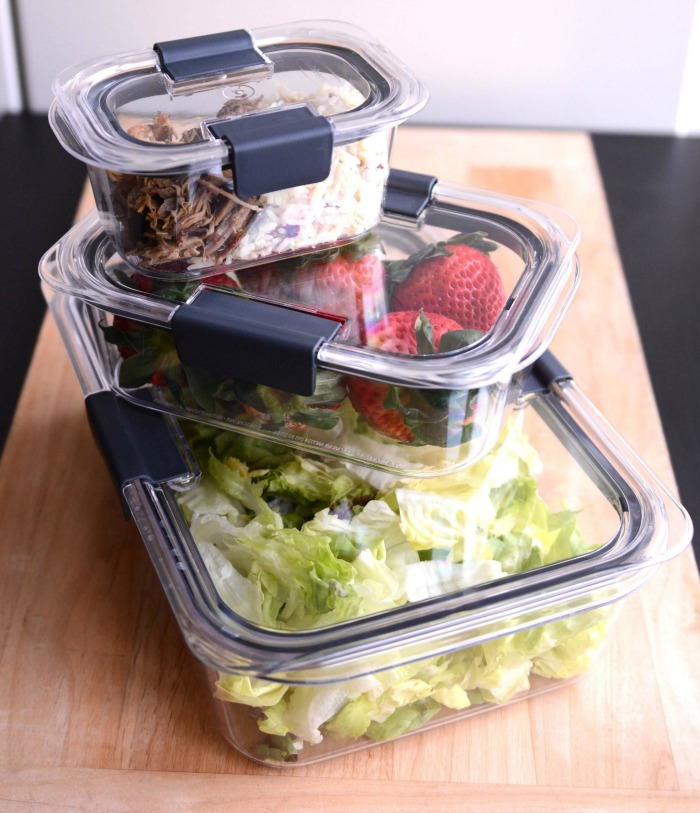The Best Storage Containers For Summer Foods And Giveaway